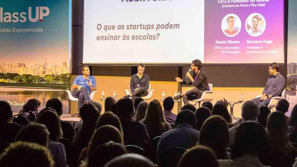 Com dez horas de programação, evento de inovação educacional espera mais de mil gestores escolares na capital paulista
