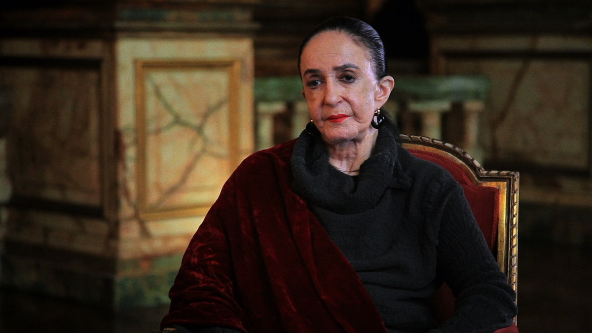 """Estreia cinema nacional: """"Marcia Haydée – Uma vida pela dança"""""""
