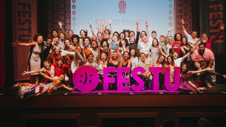 Inscrições abertas para o FESTU- Festival de Teatro Universitário 2019