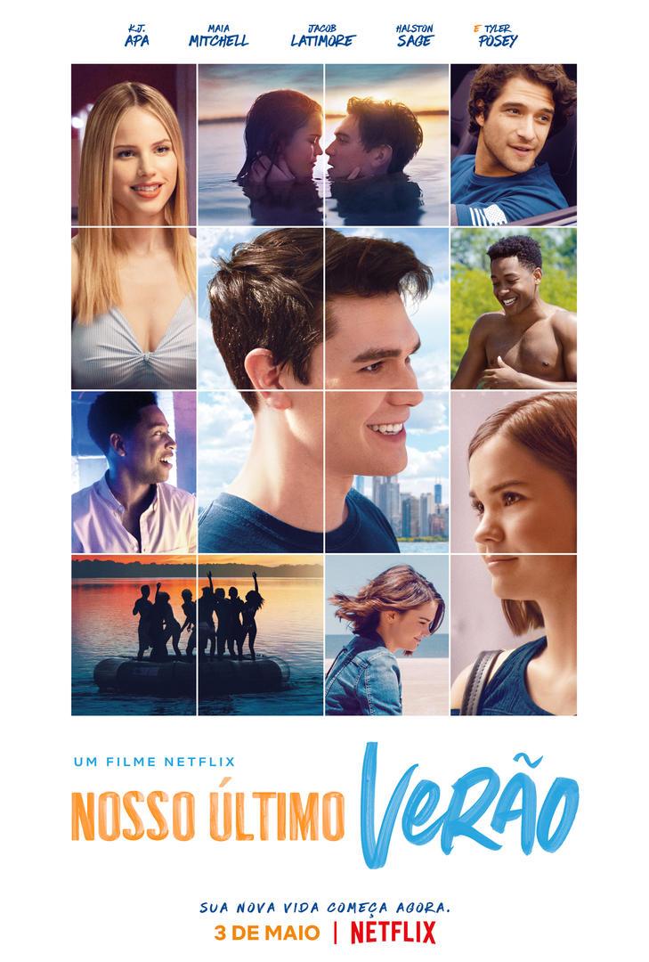 Netflix estreia Nosso Ultimo Verão