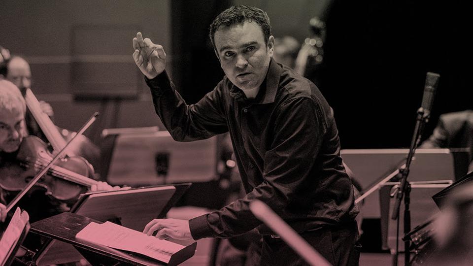 Cultura Artística apresenta Jörg Widmann e Orquestra de Câmara da Irlanda