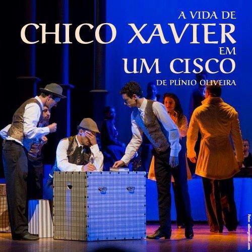 """Cynthia Azevedo integra o elenco de """"A Vida de Chico Xavier em um Cisco – O Musical"""""""