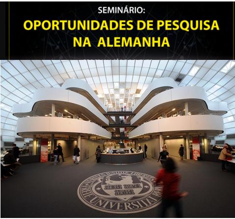 Evento em São Carlos-SP traz oportunidades de pesquisa na Alemanha