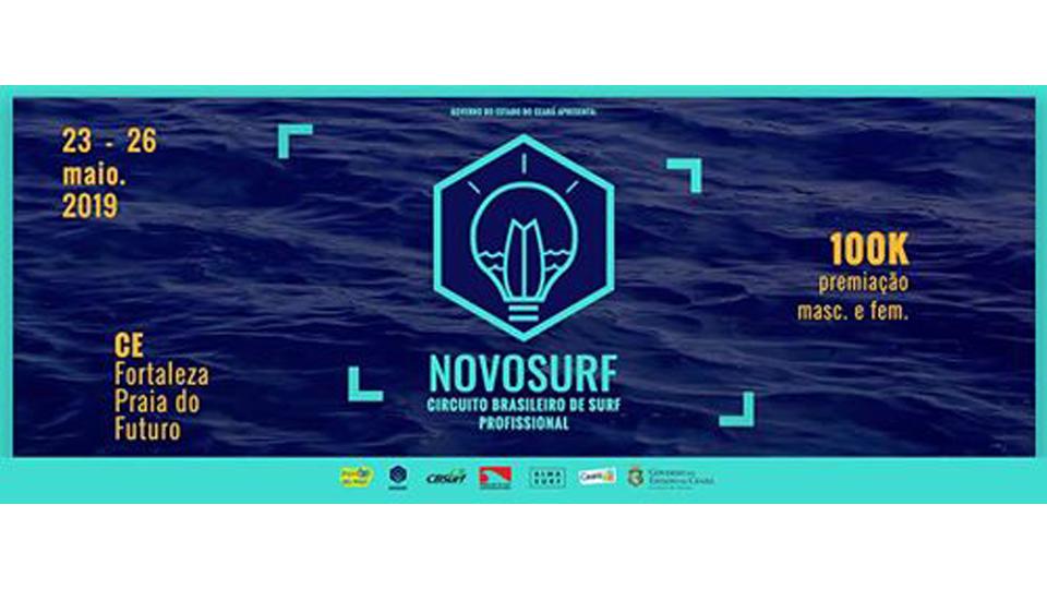 Novo Surf estreia no Ceará