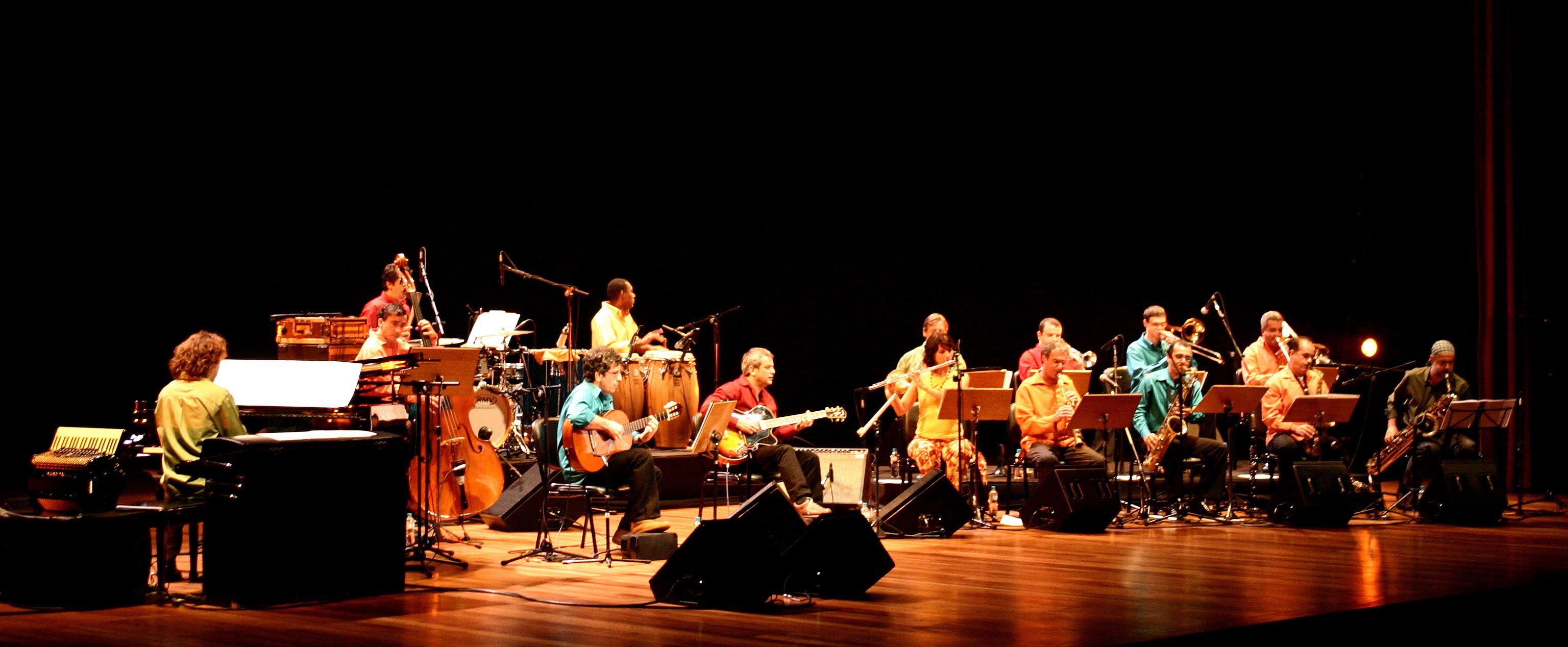 Orquestra Ouro Negro apresenta o clássico repertório do maestro Moacir Santos no Sesc Pinheiros