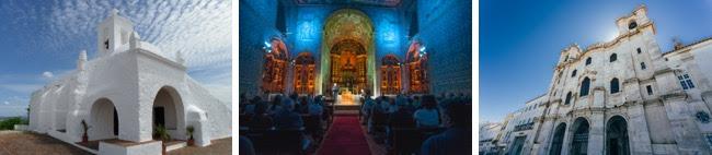 Um roteiro de fé pelo Alentejo em Portugal