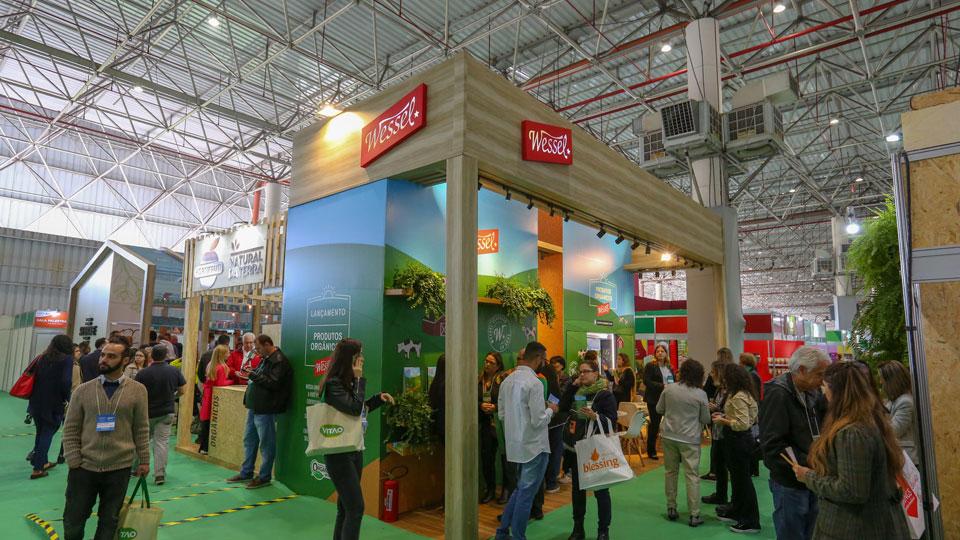 Bio Brazil Fair, BIofach America Latina e Natural Tech confirmaram crescimento do mercado de produtos orgânicos e naturais