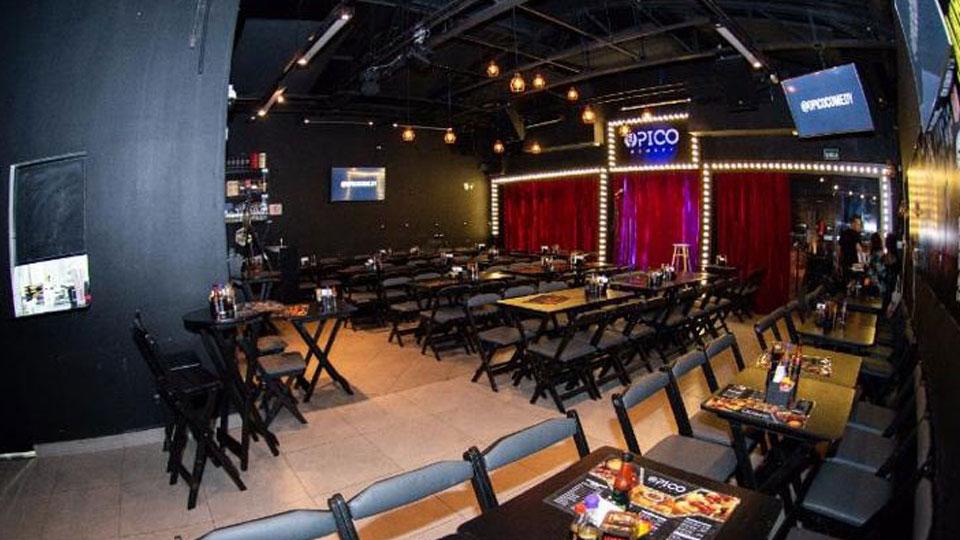 Casa de stand-up oferece ingressos cortesia às quartas-feiras
