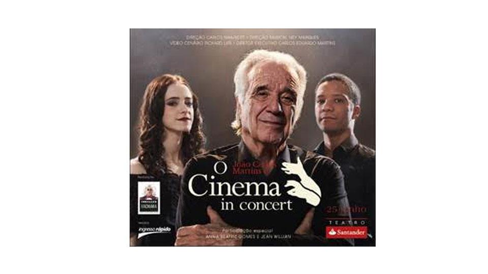 João Carlos Martins comemora 79 anos com espetáculo que passeia pelas trilhas de cinema