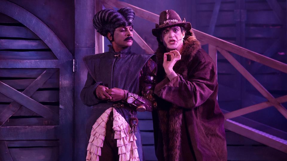 O Mistério de Irma Vap últimas semanas no Teatro Porto Seguro