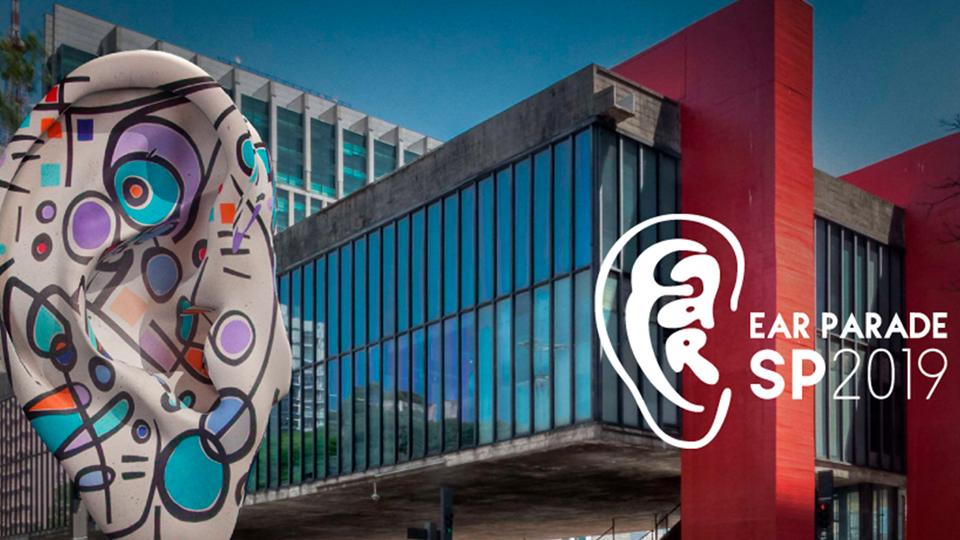 EAR PARADE, A Primeira Eposição De Arte Urbana Voltada aos Cuidados Auditivos