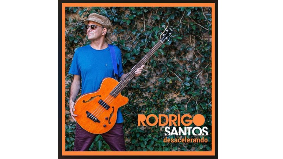 Ex-baixista da banda Barão Vermelho lança novo CD