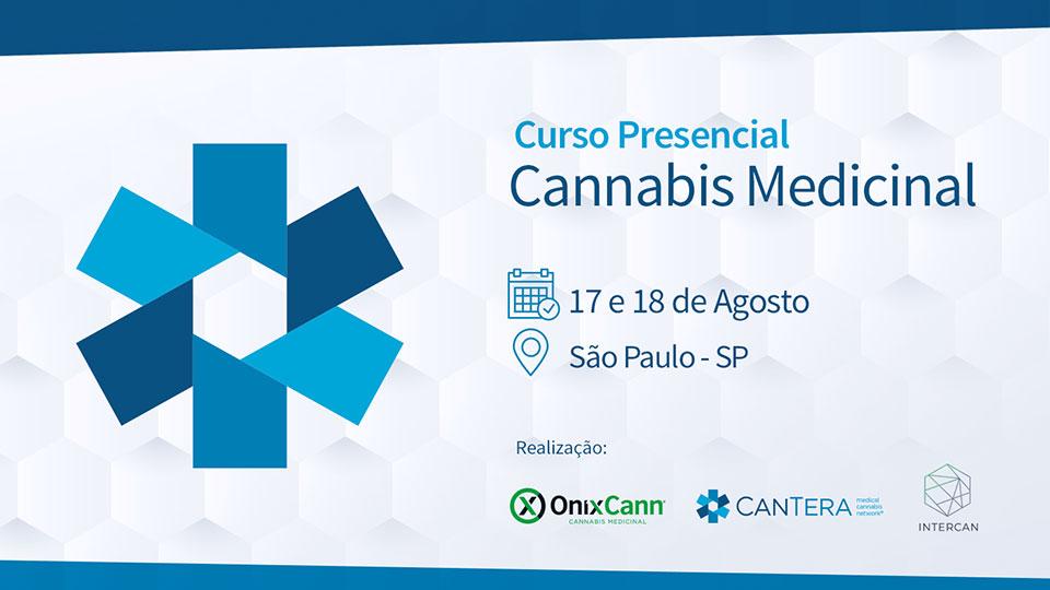 São Paulo recebe o primeiro curso presencial para médicos sobre Cannabis Medicinal