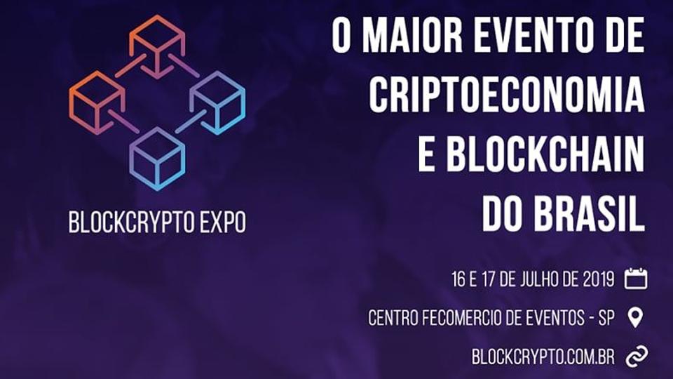 São Paulo se prepara para receber o maior evento de criptomoedas e Blockchain da América Latina