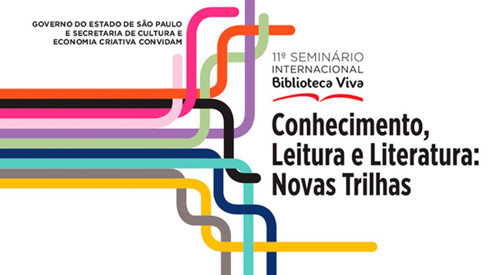 Seminário Internacional Biblioteca Viva traz convidados da Lituânia e Alemanha e aborda temas como games, inovação e internet