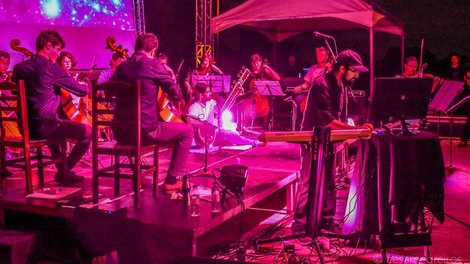 Sons do universo viram música e abrem o Festival Cabra Rock em Campinas