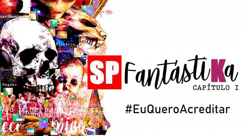Vem aí a São Paulo Fantástika – feira de horror, mistérios e fantasia