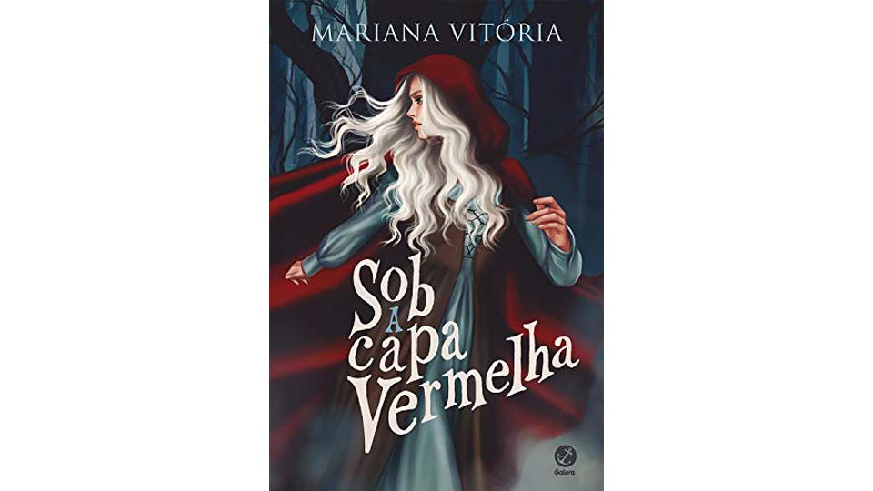 Jovem escritora brasileira surpreende ao trazer uma Chapeuzinho Vermelho mitológica e medieval