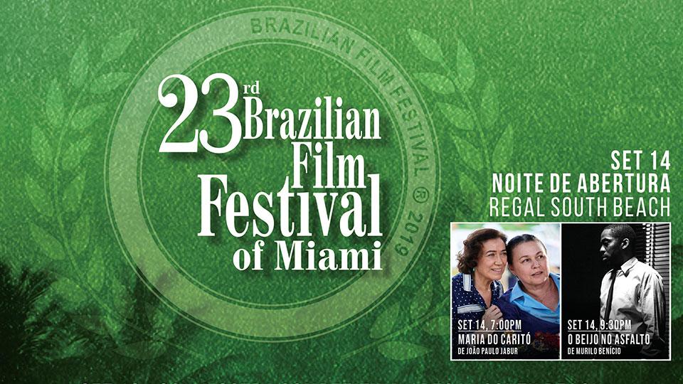 23º Festival de Cinema Brasileiro de Miami anuncia indicados ao prêmio Lente de Cristal em sete categorias