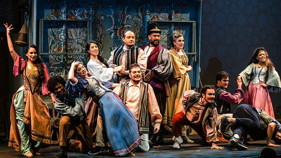 Aladdin, o Musical estreia no Teatro Porto Seguro