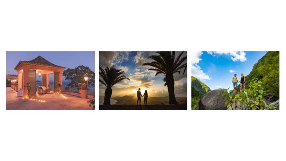 Arquipélago da Madeira é destino perfeito para casais