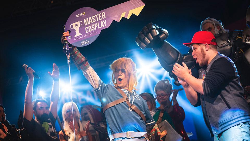 CCXP19 abre inscrições para o Concurso Cosplay