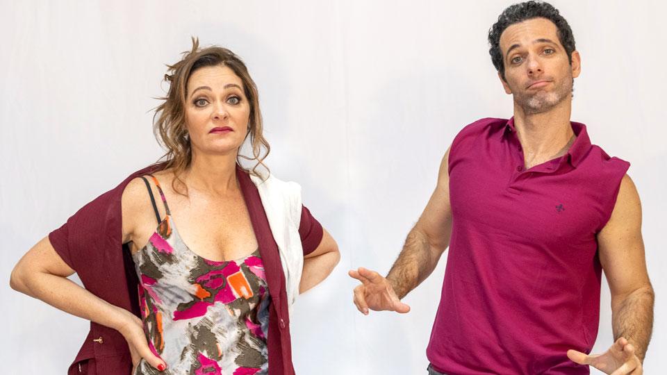 Comédia romantica A História de Nós 2 reestreia no Teatro Porto Seguro
