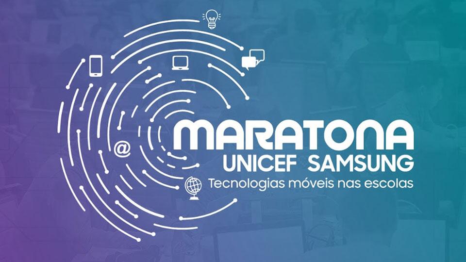 Continuam abertas as inscrições para a Maratona Unicef Samsung