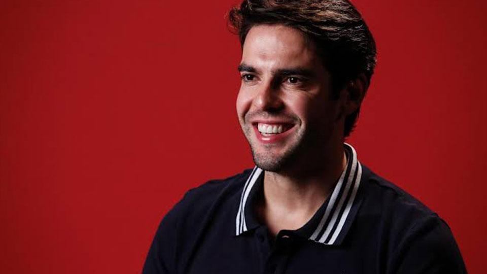 Ex-são paulino Kaká abre ciclo de encontras do Fora da Curva, de atletas a empresários de alta performance, dia 22, na Casa do Saber em S. Paulo