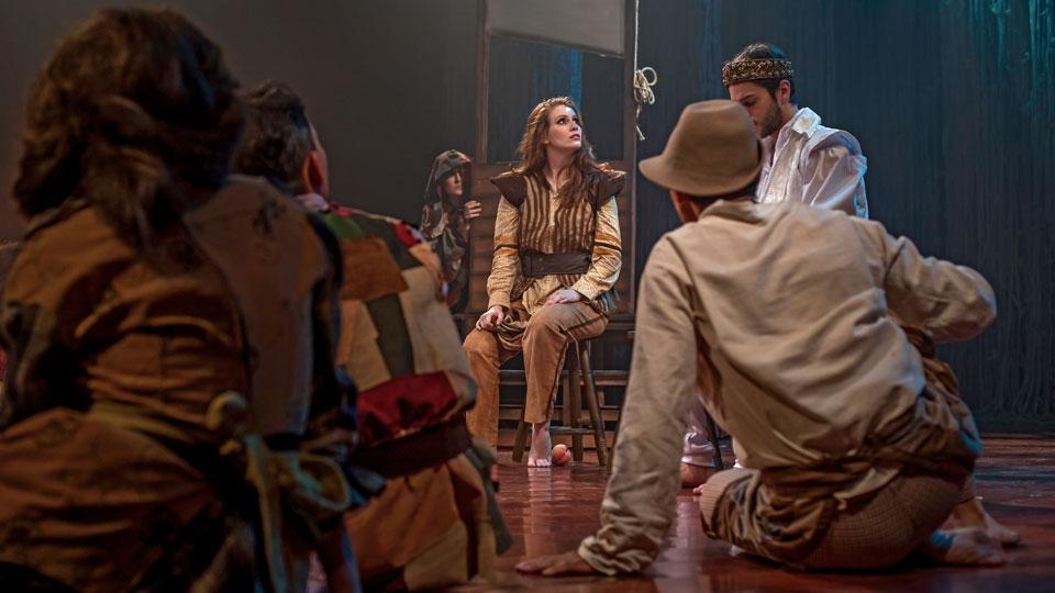 """Musical """"Miranda"""" de Vladimir Capella estreia em São Paulo"""