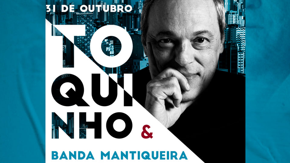 Toquinho faz show em homenagem a Vinicius de Moraes, nesta quinta-feira, no Teatro Opus