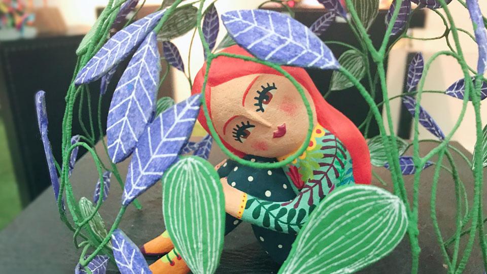 Obra de Clarice Lispector inspira exposição no Shopping Frei Caneca