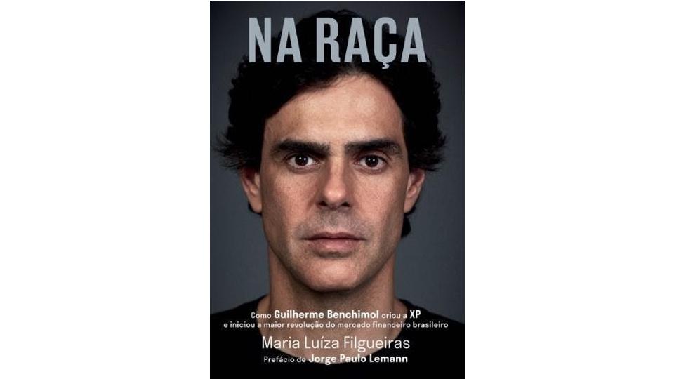 Na Raça, que narra a trajetória de Guilherme Benchimol à frente da XP, chega à plataforma Auti Books