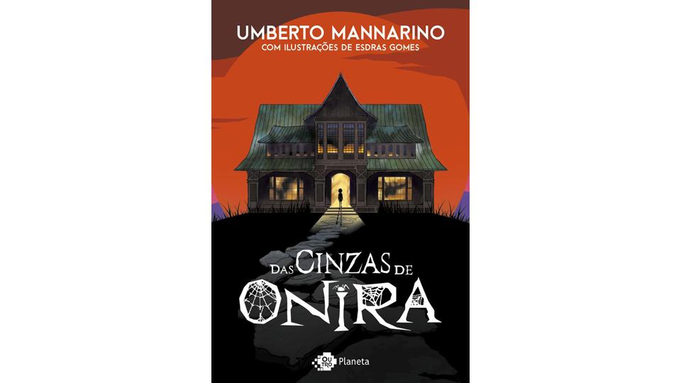 YouTuber Umberto Mannarino lança o livro literário Das Cinzas de Onira