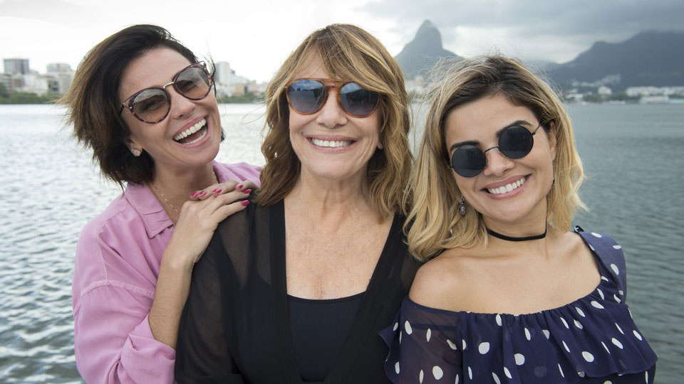 Filhas de Eva: Renata Sorrah, Giovanna Antonelli e Vanessa Giácomo se despedem das gravações
