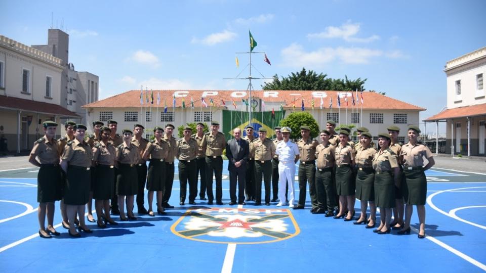Governo investe R$ 60Mi para começar a construção do primeiro Colégio Militar de São Paulo