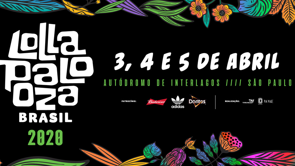 Lollapalooza Brasil 2020 confirma mais cinco Lolla Parties