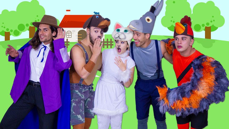 """Musical """"Os Saltimbancos"""" está de volta ao Teatro Playcenter Family do Shopping Aricanduva"""