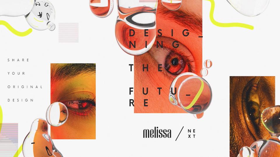 Projeto Next – Melissa lança concurso para novos designers!