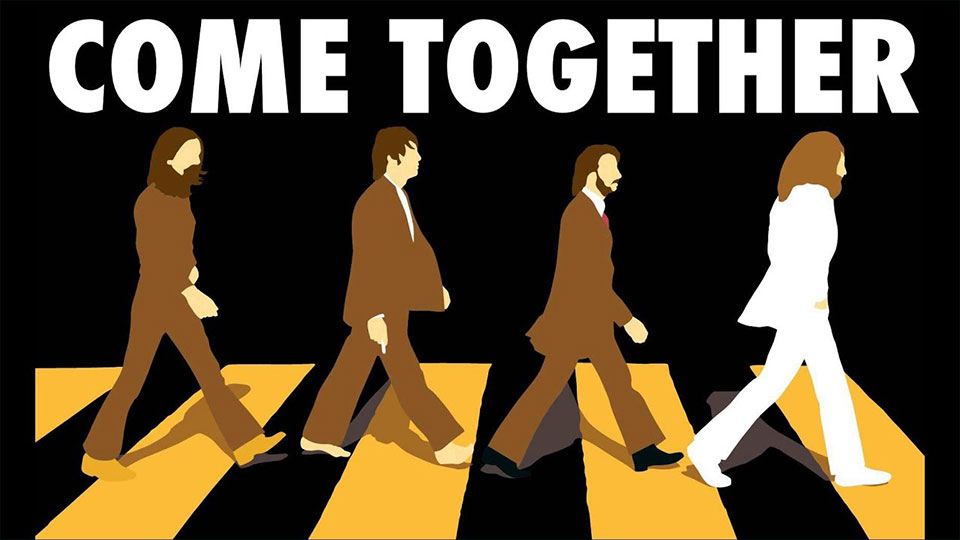 """50 anos sem Beatles: """"Come Together"""" é a música mais tocada nos últimos cinco anos"""