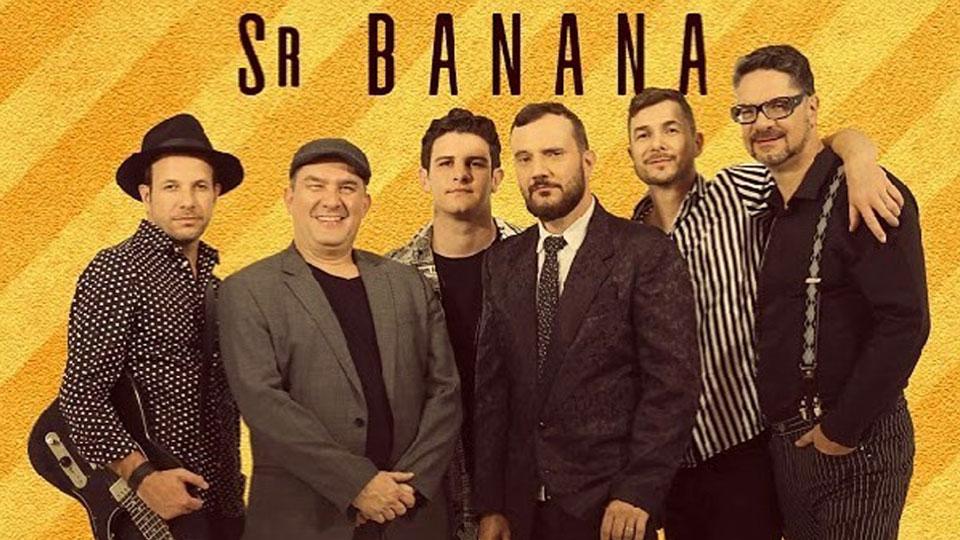 Banda curitibana Sr. Banana lança trilogia de clipes que é sucesso de visualizações na internet