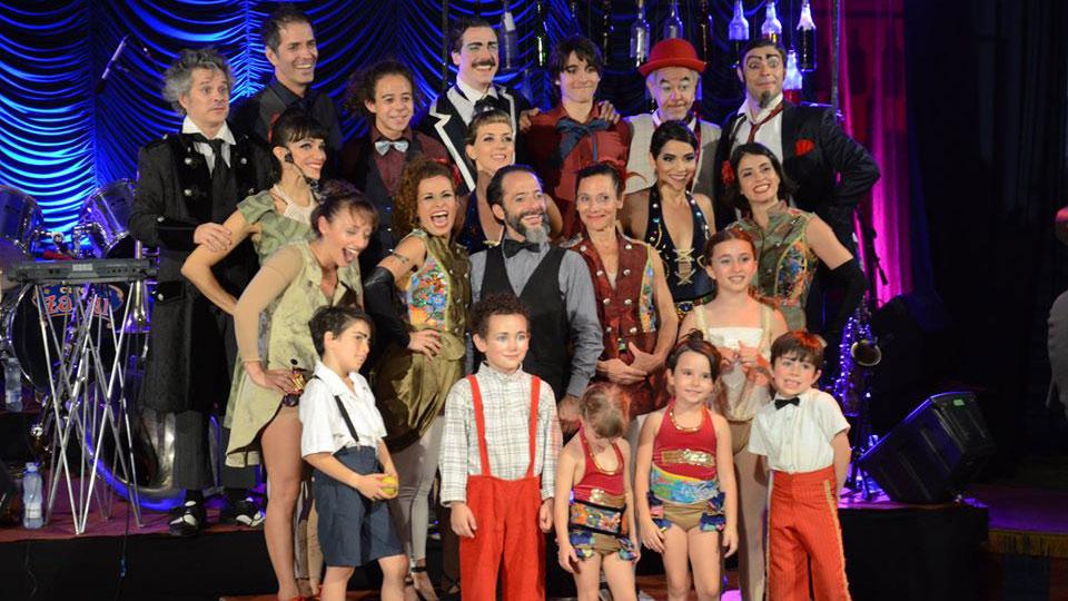 Circo Zanni lança campanha para manter seu Espaço Cultural ativo
