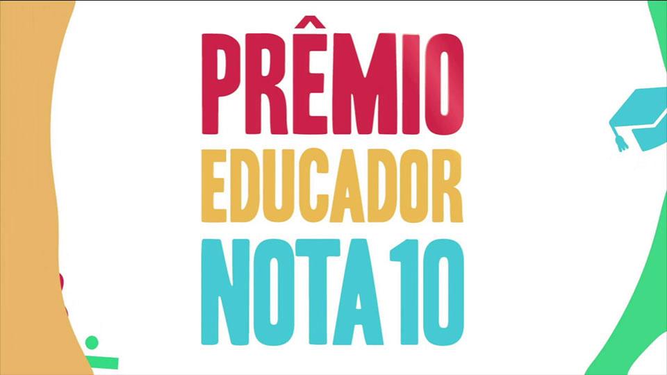 Prêmio Educador Nota 10 abre inscrições para sua 23ª edição