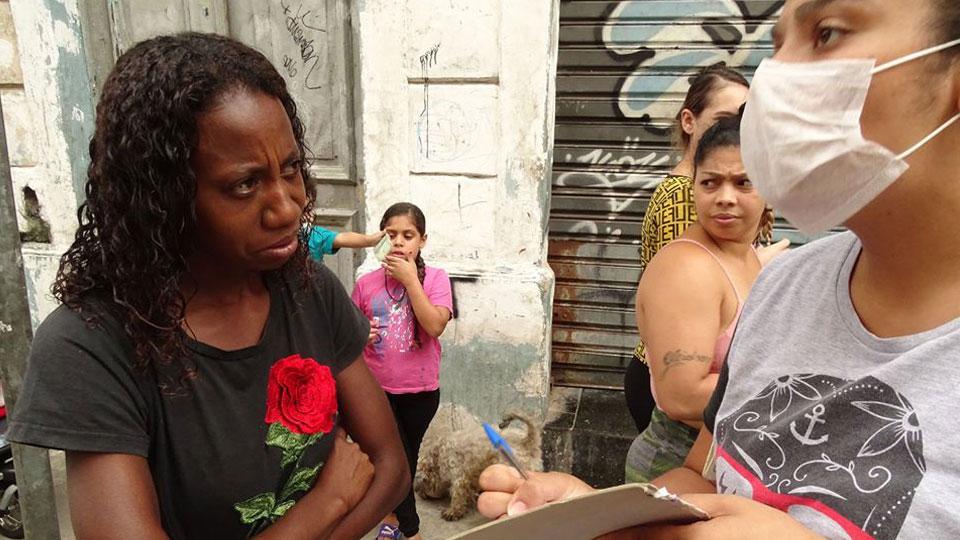 Quarentena – Os Relatos Comoventes de Paulo Faria, diretor da Cia Pessoal do Faroeste sobre os Efeitos da Covid 19 em moradores da cracolândia