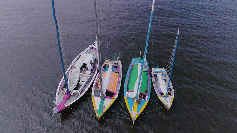 Série sobre cultura marítima e construção de barcos artesanais estreia no Travel Box Brazil