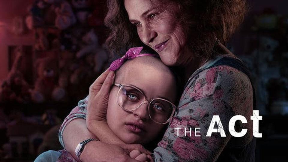 STARZPLAY – drama The Act – Estrelado por Patricia Arquette