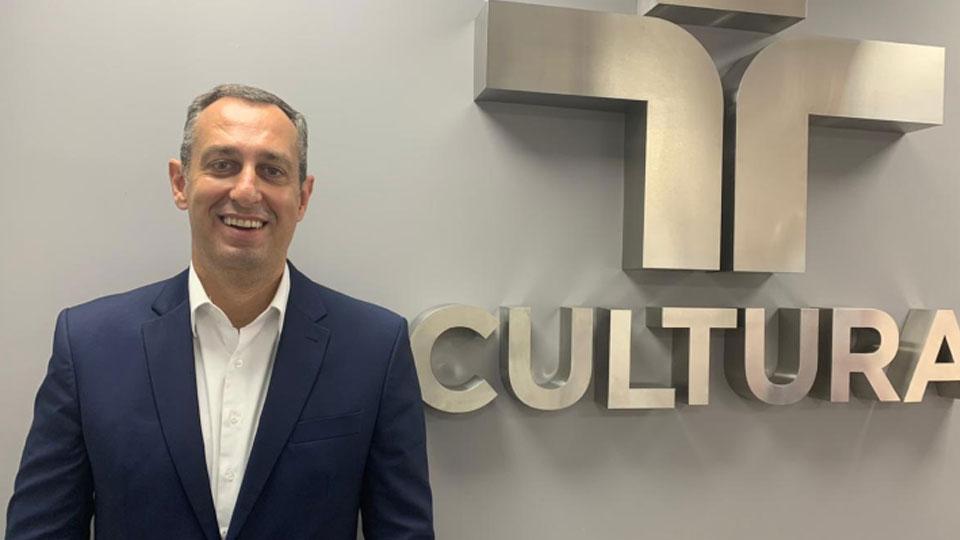 Maurício Jacob é o novo diretor comercial da TV Cultura