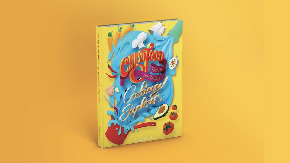 """""""Childfood"""": Livro traz receitas dos chefs mais famosos do mundo para jovens"""