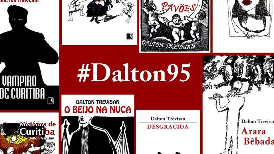 Dalton Trevisan, o vampiro de Curitiba, completa 95 anos