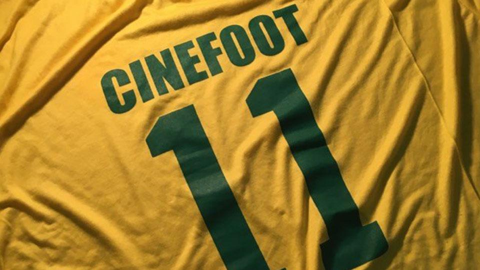 Estão abertas as inscrições para o 11º CINEFOOT – Festival de Cinema de Futebol